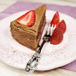 Erdbeer-Schokoladen-Torte