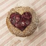 Vanille-Kirsch-Cupcakes